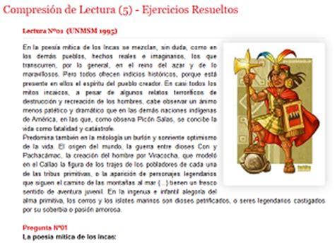 preguntas de historia para preparatoria compresi 243 n de lectura 6 ejercicios resueltos 171