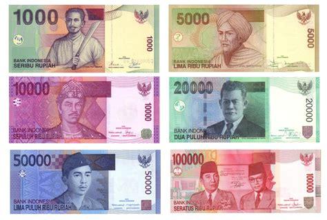 2014 indonesia gunakan dua mata uang rupiah cinta