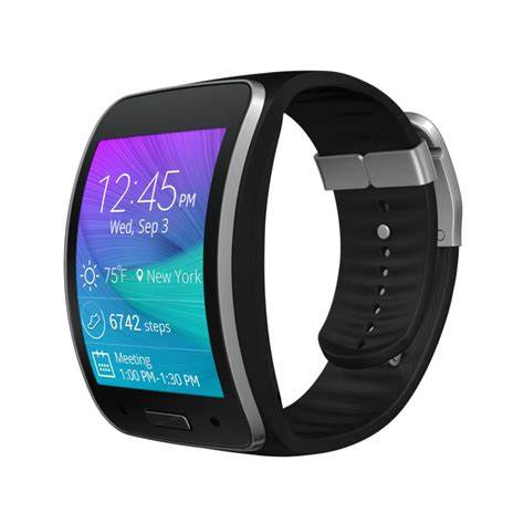 Smartwatch Samsung Galaxy Gear S samsung r750 galaxy gear s verizon wireless smartwatch