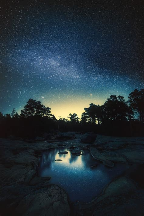 awe inspiring awe inspiring stardust photos of finland sky phenomena