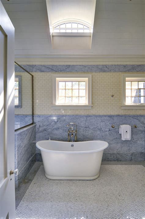 Tile Wainscoting Bathroom by Bathroom Wainscoting Transitional Bathroom Cottage