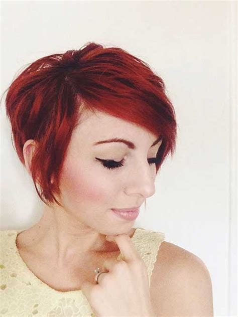 red pixie haircuts pixie haircuts 10 best pixie red hair short hairstyles 2017 2018