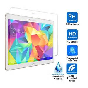 Tempered Glass For Samsung Galaxy Tab 80 Series mfx samsung galaxy tab s 10 5 glass screen protector