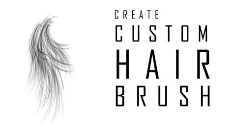 download hair brushes for photoshop cs3 how to create hair brush in photoshop part1 youtube