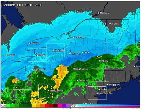 live radar map weather update on the winter burying central new