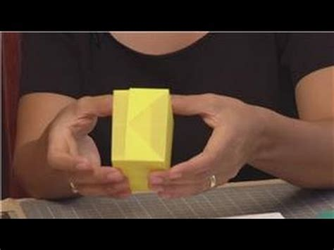 Small Boxes Out Of Paper - paper crafts how to make paper gift boxes