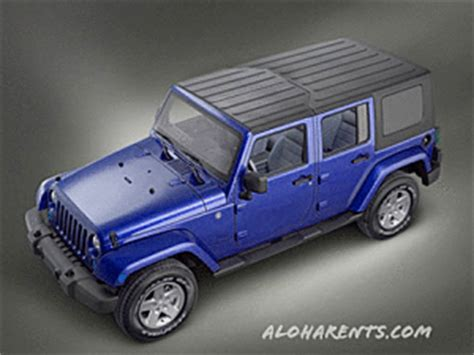 No Excuses Jeep Removable Top Jeep Rental How To And Why