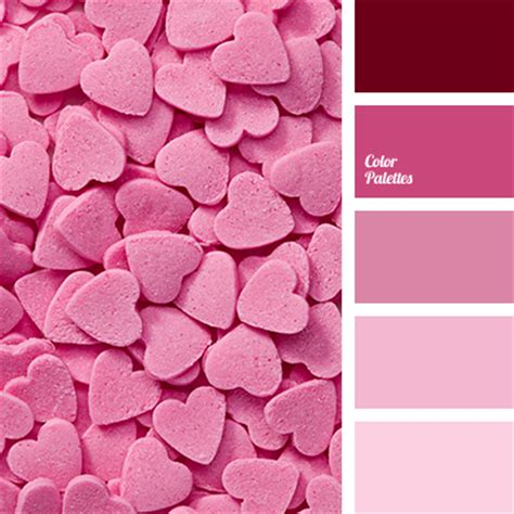 pink color combination magenta and pink color palette ideas