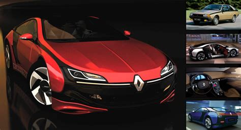 renault fuego 2014 a renault fuego design concept for the 21st century