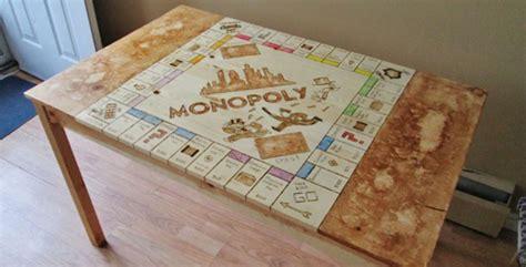 inventare un gioco da tavolo come costruire il tabellone monopoly su un vecchio