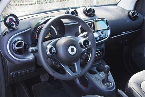 Interior Of Smart Car by 2016 Smart Fortwo Review Autoguide News