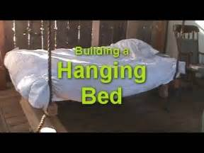 Hanging Bed Frame For Sale How To Make A Hanging Bed Wooden Hammock