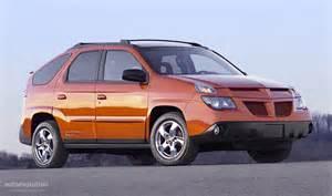 Aztek Pontiac Pontiac Aztek 2000 2001 2002 2003 2004 2005