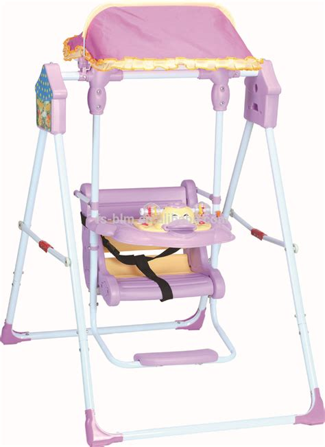 doorway swings new hot sale out door baby swing with harness 106 view