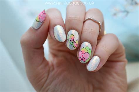 oreo nail art tutorial orchid nail art tutorial