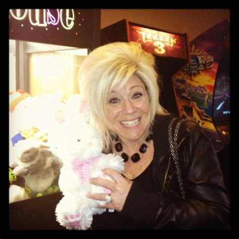 is theresa caputos mother aluve theresa caputo home an evening with theresa