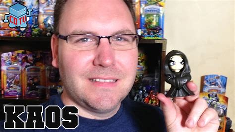 Kaos Do Better skylanders happy meal toys review coin op tv