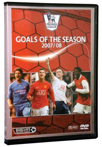 Dvd Chelsea The The Goals The dvd soccer football fa premier league 2008 goals of the