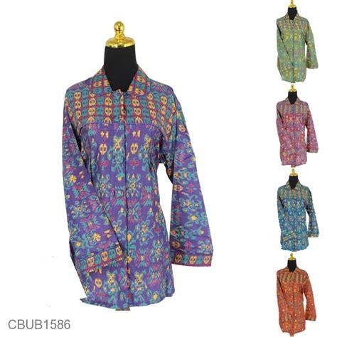 Gelang Motif Cinta blus batik panjang motif tetris cinta blus lengan