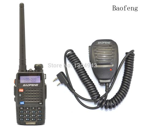 Walkie Talkie Walky Talky Handy Talkie Ht Baofeng Bf 888s black baofeng uv 5rc vhf uhf dual band ham walkie talkie baofeng speaker mic handy radio
