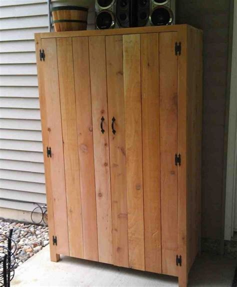 outdoor wood storage cabinet 73 best outdoor cabinets images on pinterest outdoor