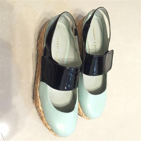 Sepatu Wanita Charles And Keith Jual Beli Sepatu Charles And Keith No 37 Bekas Sepatu Sneakers Wanita Berkualitas