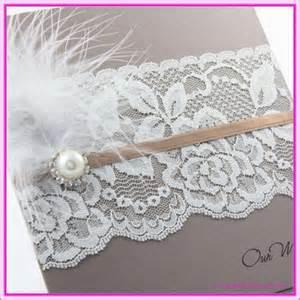 lace wedding invitations modern lace wedding invitations 2013 trendy mods