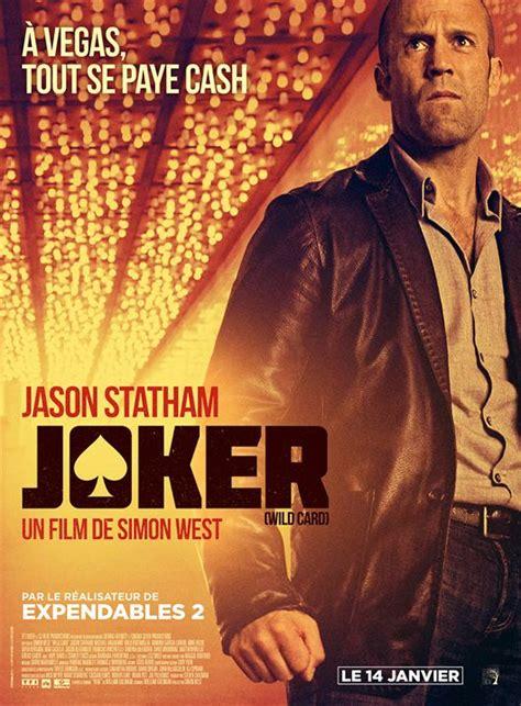Film Jason Statham Complet Vf | affiche du film joker affiche 1 sur 3 allocin 233