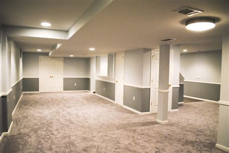 drywall ceiling basement rooms