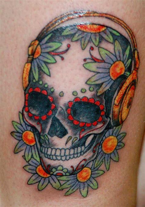 tattoo old school teschio tatuaggi teschi fotografie tattoo