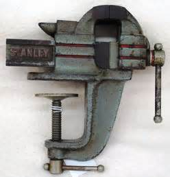 stanley bench vise machinist stanley vise bench mount anvil horn