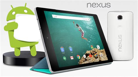 Asus Nexus 7 Light Flashes 5 Times by Official Android 6 0 Marshmallow Update Will Start Rolling Out By Early October To Nexus