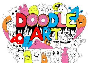 color doodle doodling doodle coloring pages for adults justcolor