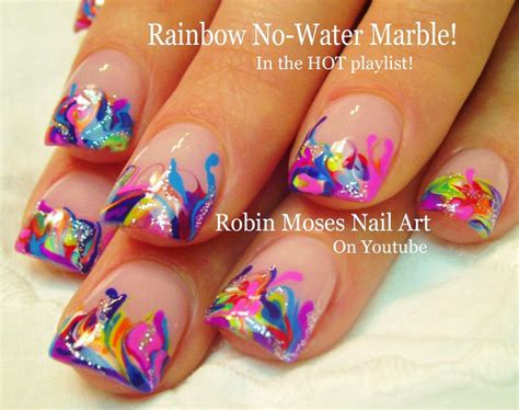 water marble nail art tutorial in hindi best 25 water marble nails ideas only on pinterest