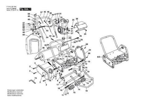 qualcast classic 35s parts diagram qualcast classic petrol 35s f016l80594 lawnmower spares