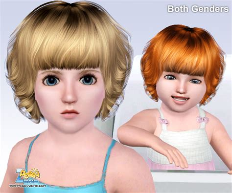 child bob haircut sims 4 curly bob hairstyle id 386 by peggy zone sims 3 hairs