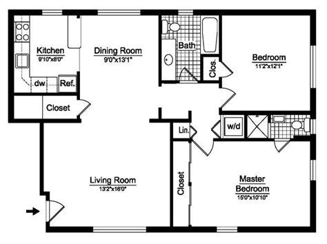 small  bed  bath floor plans floor plans  summit park condominiums   bedroom