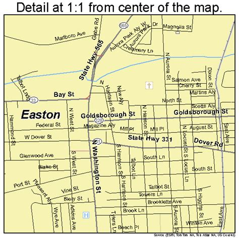 easton town center map easton maryland map swimnova