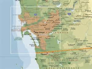 dot california iii national city map