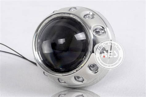 Lu Mini Projector H4 Aes aes mg2 mini hid kit bi xenon projector headlight kit the