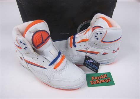 deadstock sneaker vintage la gear regulator womens hi top sneakers 80s