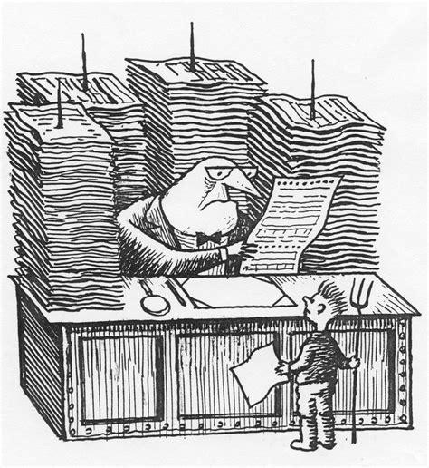 Bureaucracy by Bureaucracy Is The Ebola Virus Of The Business World