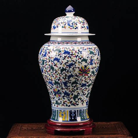 cheap ginger jars online buy wholesale blue and white ginger jars from china
