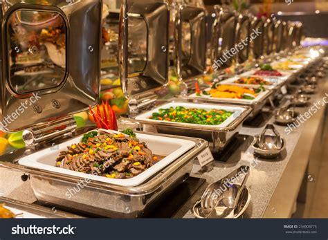 restaurants with buffets buffet restaurant hotel restaurant stock photo 234903775