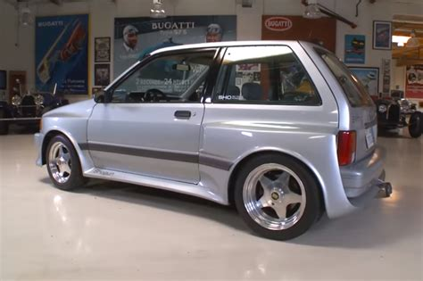 Ford Shogun Festiva by 1989 Ford Festiva Shogun