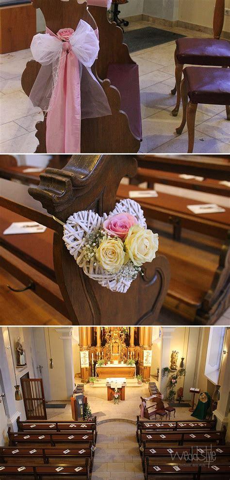 Schleifen Hochzeit by Die Besten 17 Bilder Zu Kirchendeko Mieten Auf