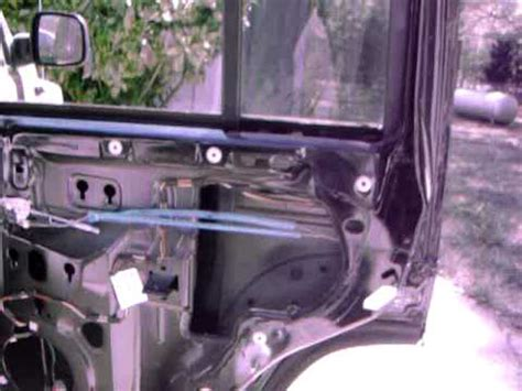 Jeep Liberty Window Regulator Recall Grand Power Window Regulator Replacement Cable