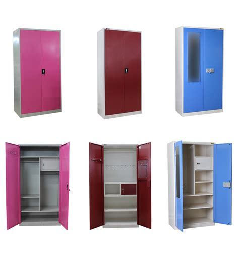 Kitchen Cabinet Lining 3 door steel clothes storage bedroom almirah design buy