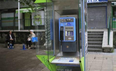 numeros de cabinas telefonicas el gobierno indulta a las cabinas telef 243 nicas el comercio