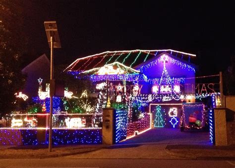 best melbourne christmas light locations 2015 homely